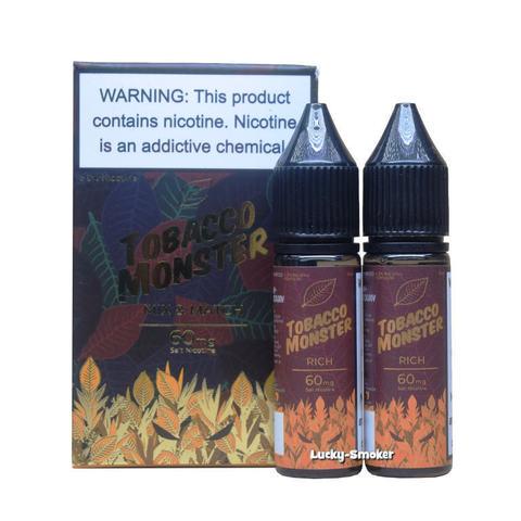 Tobacco Monster Salt 30 мл Rich