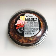 Киш Лорен с ветчиной и томатами черри  350 гр