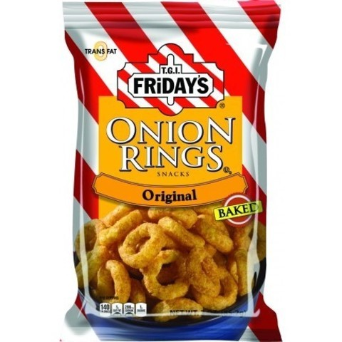 Чипсы Fridays Onion Rings