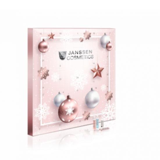 Janssen Сезонный уход Caviar Luxury Treatment:Ампульный календарь 2020 / 2021 (Ampoule Advent Calendar), 24шт
