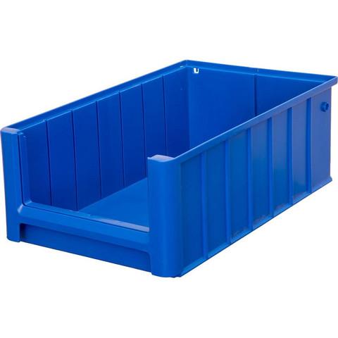 Контейнер полочный SK 4214 сплошной, 400 х 234 х 140 синий