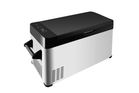 Компрессорный автохолодильник Libhof Q-30 (12V/24V, 110V/220V опционально, 31л)