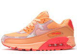 Кроссовки Женские Nike Air Max 90 Essential Yellow Coral