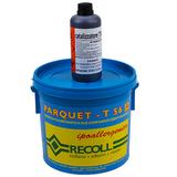 ICAR Recoll PARQUET T56 (9,2+0,8 кг) двухкомпонентный полиуретановый паркетный клей (Италия)