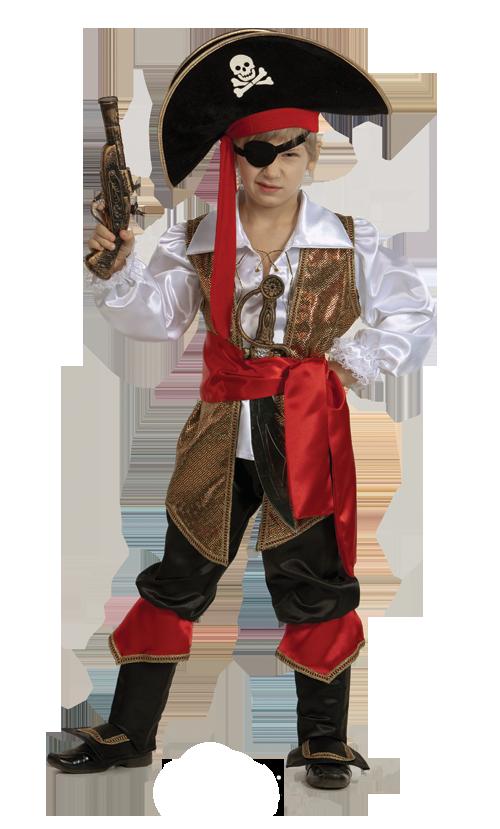 Карнавальный костюм Капитан Флинт