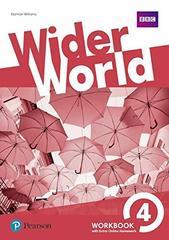 Wider World 4 WB + Online Homework