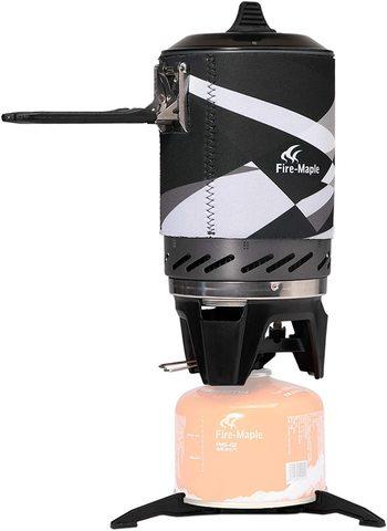 Картинка система приготовления Fire-Maple STAR FMS-X2 черная - 1