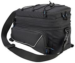 Велосумка на багажник BBB Trunkpack 3.6L Black