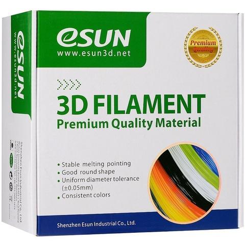 ESUN ABS 1.75 мм, 1 кг, прозрачный