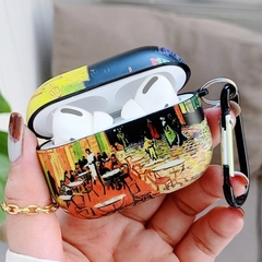 Airpods case Van Gogh  Cafe Terrace At Night