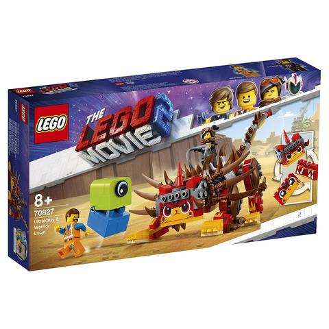 LEGO Movie: Ультра-Киса и воин Люси 70827 — Ultrakatty & Warrior Lucy! — Лего Муви Фильм