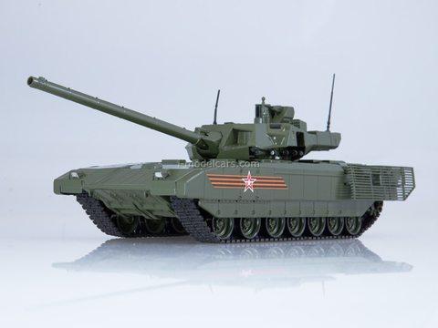 Tank T-14 Armata Our Tanks #3 MODIMIO Collections