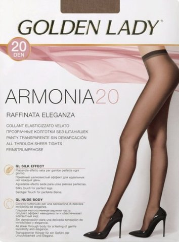 Armonia 20 GOLDEN LADY колготки