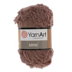 Меховая пряжа Mink