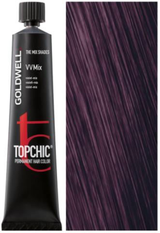 Goldwell Topchic VV-Mix микс-тон фиолетовый TC 60ml