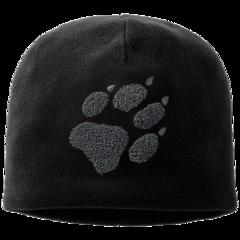Шапка Jack Wolfskin Paw Hat black