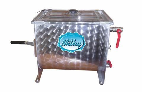Бытовая маслобойка для сливочного масла Milky FJ32, ручная, фото