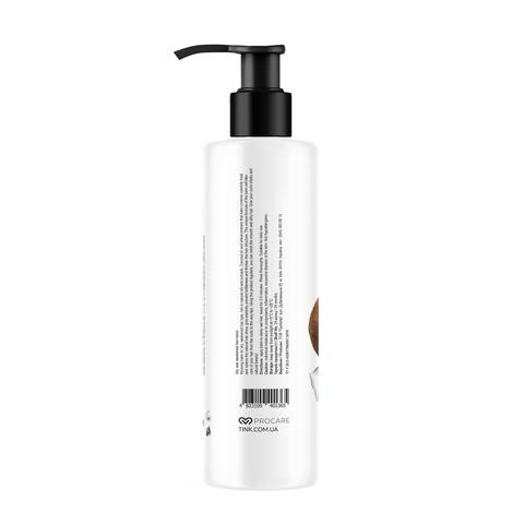 Бальзам для сухого, ослабленного волосся Кокос-Пшеничні протеїни Tink 250 мл (2)