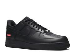 Supreme x Nike Air Force 1 Low 'Black'