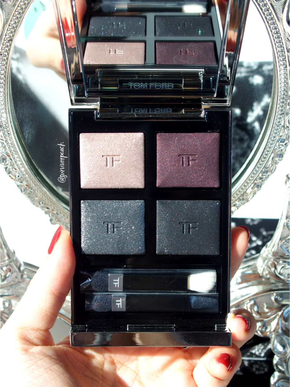 Tom Ford Extreme Eye Color Quad