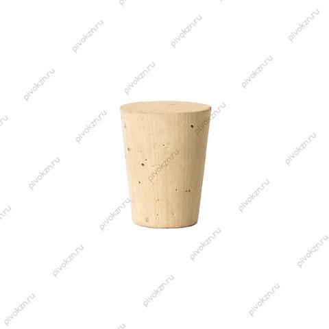 Пробки конусные корковые 23х19х33, 10 шт