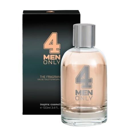 INSPIRA Туалетная вода для мужчин 4 Men Only | The Fragrance EdT