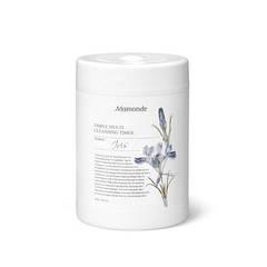 Салфетки для снятия макияжа Mamonde Triple Multi Cleansing Tissue 80sheets