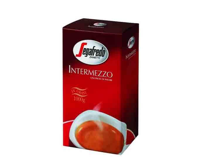 Кофе в зернах Segafredo Intermezzo