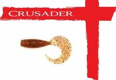 Твистер Crusader No.04 50мм, цв.016, 10шт.