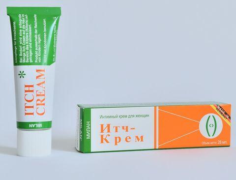 Возбуждающий крем для женщин Itch Cream - 28 мл.