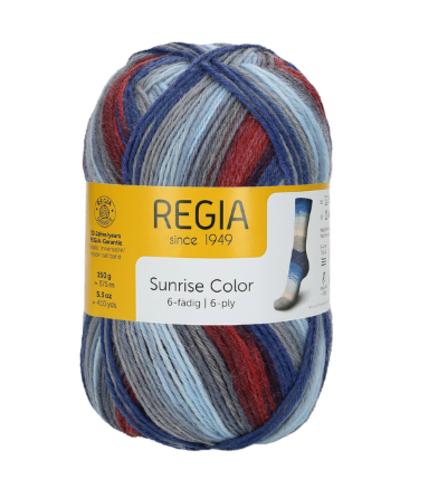 Regia Sunrise Color 6-ply 6235