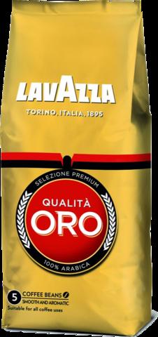 Кофе в зернах Lavazza Qualita Oro, 250 г