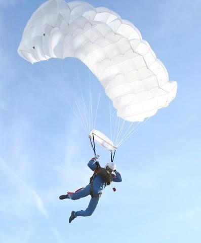 Запасной парашют Mars Witty Plus