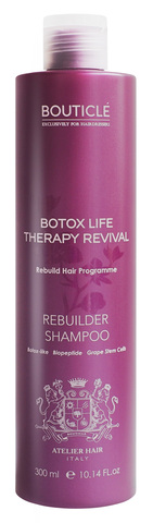 Bouticle Rebuilder Shampoo 300 мл