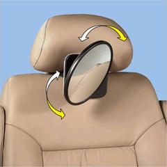 Дополнительное зеркало для контроля за ребенком Easy View