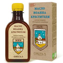 Масло для здоровья, Компас Здоровья, Иоанна Крестителя, экстракт зверобоя на льняном масле, 200 мл
