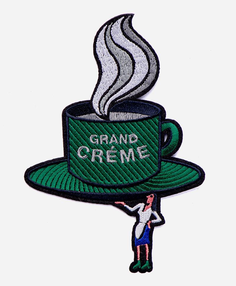 Патч-заплатка Great cream