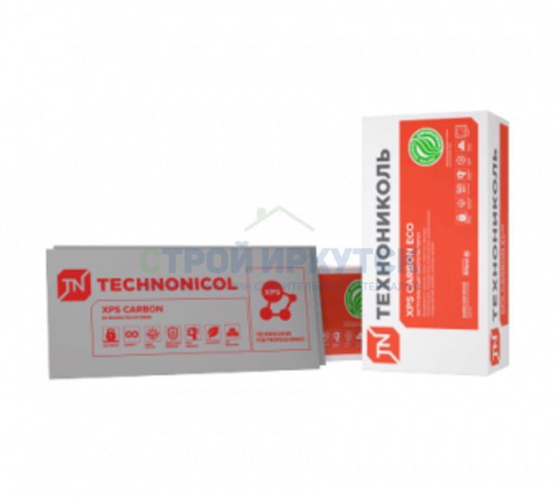 Экструдированный пенополистирол Экструдированный пенополистирол ТехноНИКОЛЬ Carbon Eco 1180х580х30 мм 178d0781cd28e642460b2a9266f97c80