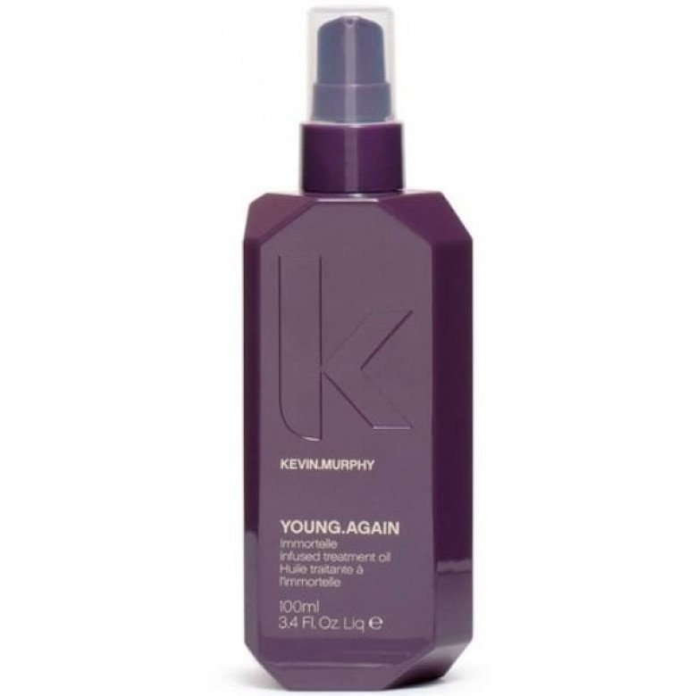 Масло для укрепления и восстановления длинных волос / YOUNG.AGAIN