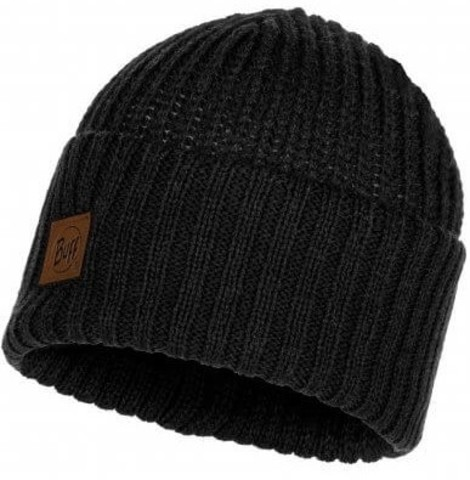 Комплект шапка-шарф Buff Rutger Graphite фото 2