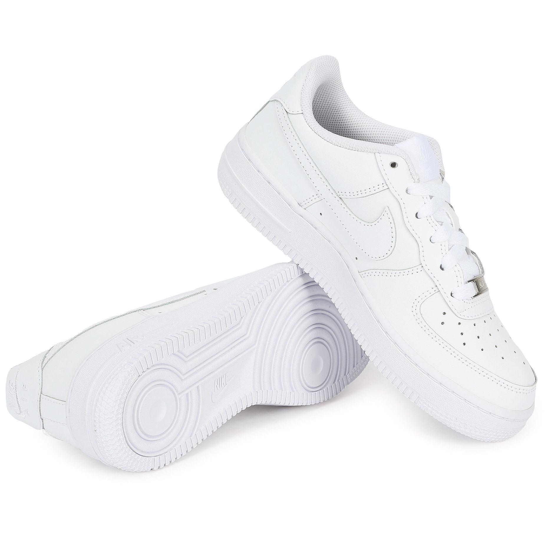 Nike Air Force 1 07 White ЗИМА