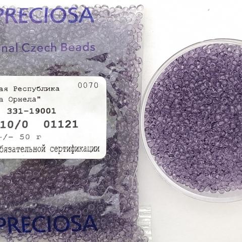 01121 Preciosa 10/0 50грамм (1 сорт)