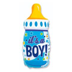 F Фигура, Бутылочка для мальчика, 31