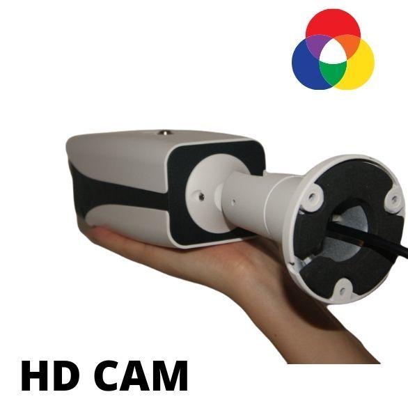 Купить 5 Мп уличную камеру наблюдения описание цена