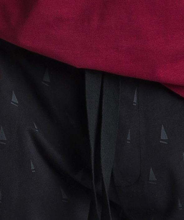 Пижама мужская с брюками NMP-348 100% хлопок CZE/C