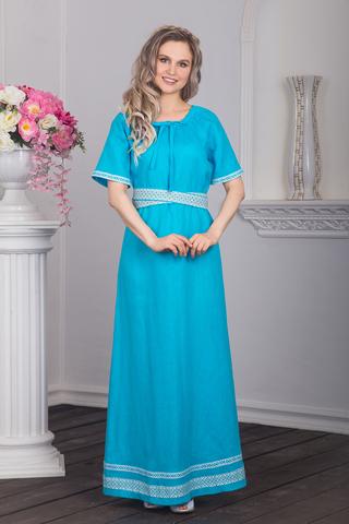 Платье традиционное Реченька