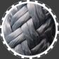 Cruising rope Braidline
