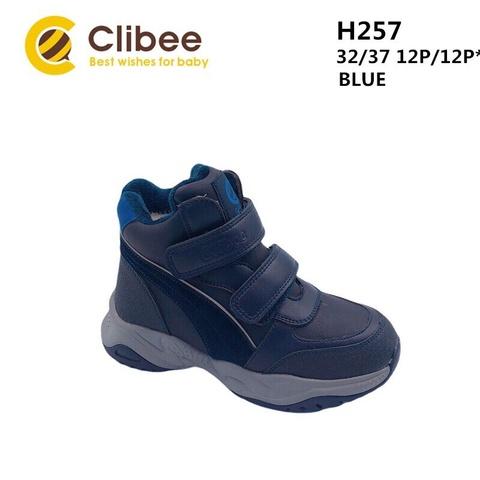 Clibee (зима) H257 Blue 32-37
