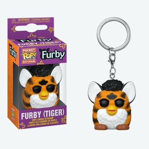 POP! Keychain Furby (Tiger) || Брелок