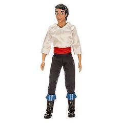 Кукла принц Эрик, Дисней (Prince Eric)